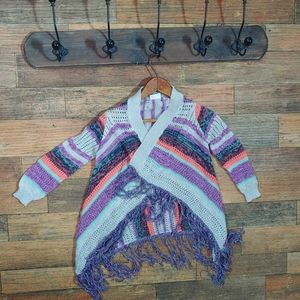 Cato girls Boho Shrug